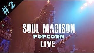 Soul Madison - Popcorn (Live in Nyon, CH) 2017