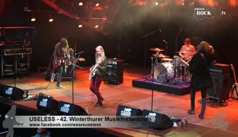 Useless - 42. Winterthurer Musikfestwochen (4)