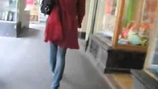 Hot Running Blood - My strange favourite girl