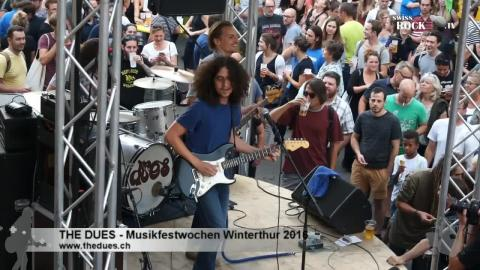 The Dues - Jekyll (Live at 41. Musikfestwochen)