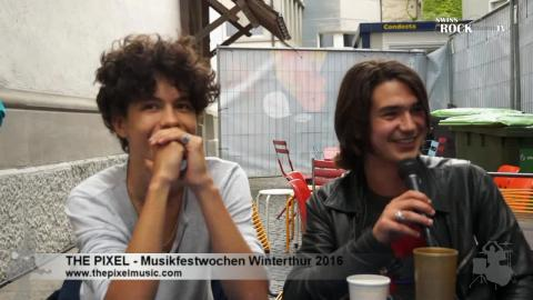 The Pixel - Interview an den 41. Musikfestwochen