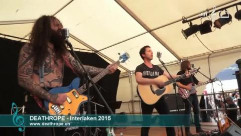 Deathrope - Live in Interlaken (2)