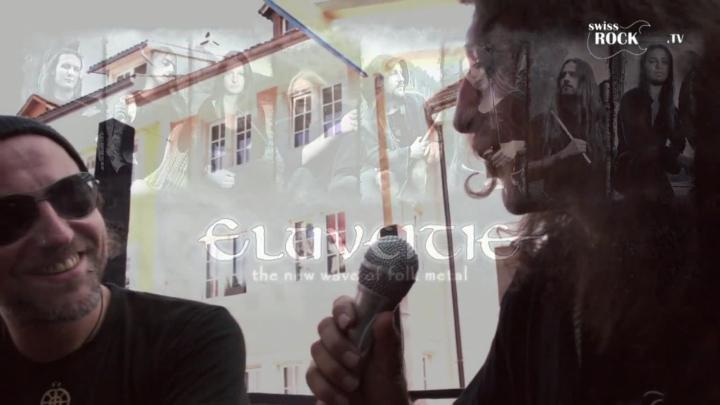 Eluveitie - Interview an den 36. Musikfestwochen