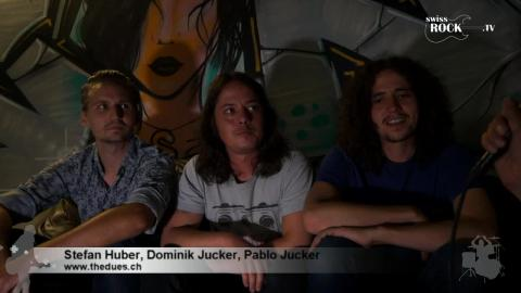 The Dues - Interview an den 41. Musikfestwochen