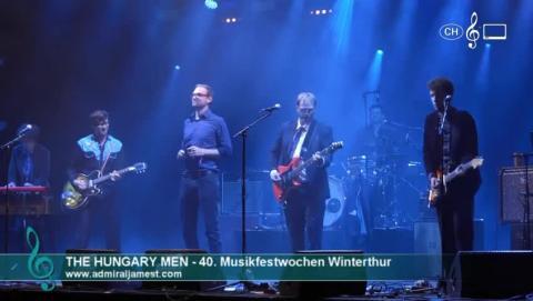 The Hungary Men - Livemix von den 40. Musikfestwochen