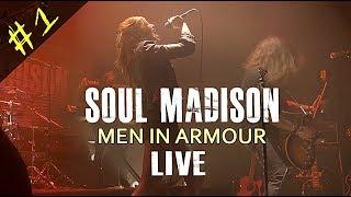Soul Madison - Men in Armour (Live in Nyon, CH) 2017