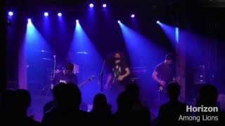 Among Lions - Horizon (live 2013)