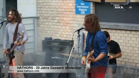 Hathors - Keeping Secrets (live, Gaswerk 2016)