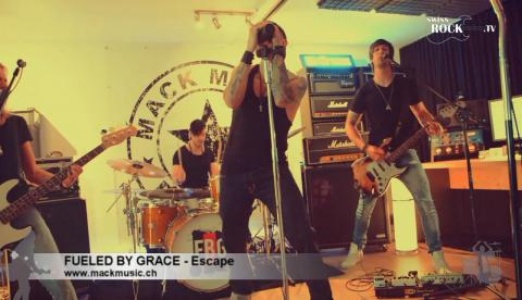 Fueled By Grace - Escape