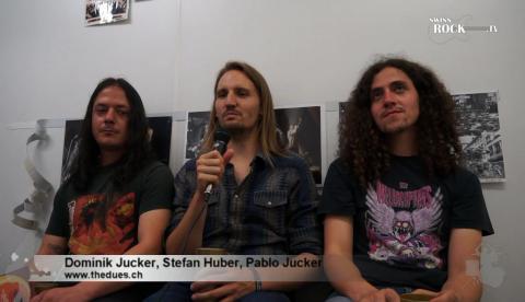 The Dues - Interview an den 42. Winterthurer Musikfestwochen
