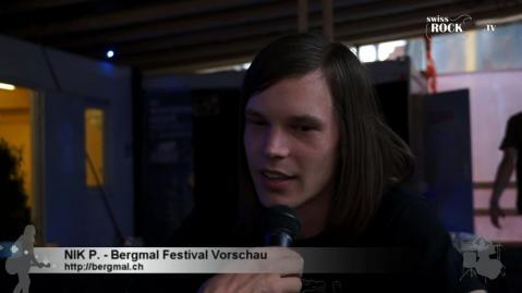 Nik P. - Infos zum Bergmal Festival