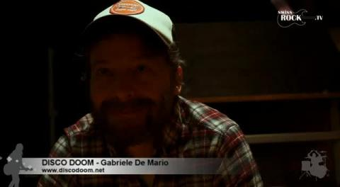 Disco Doom - Interview im Salzhaus Winterthur