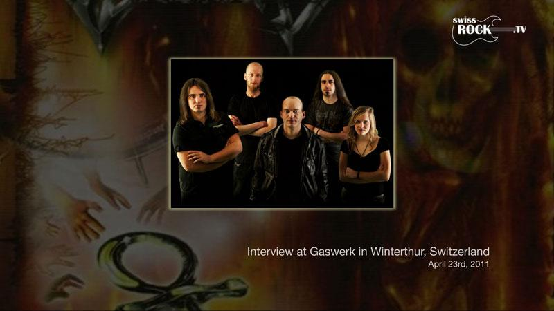 Gonoreas - Interview beim Gaswerk in Winterthur