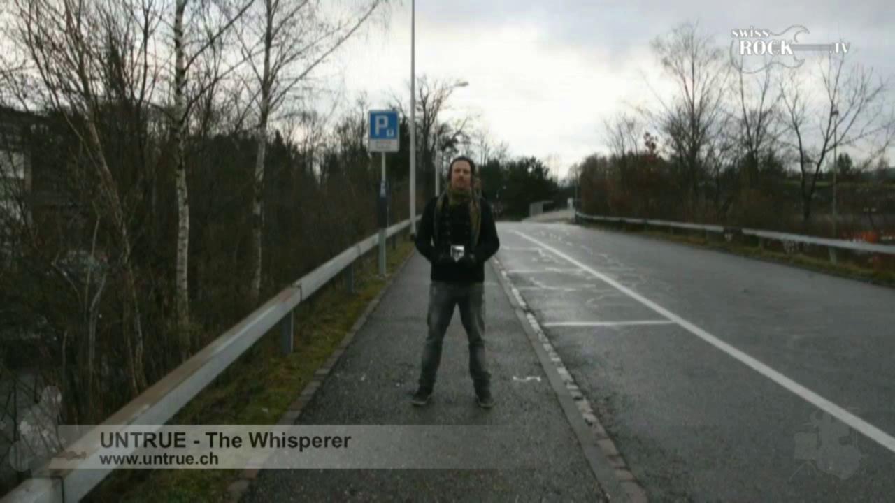 Untrue - The Whisperer